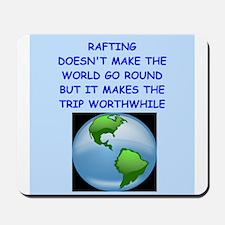 rafting Mousepad