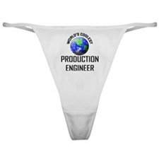 PRODUCTION-ENGINEER111 Classic Thong