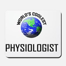 PHYSIOLOGIST49 Mousepad