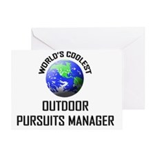 OUTDOOR-PURSUITS-MAN41 Greeting Card