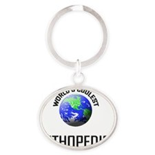 ORTHOPEDIST148 Oval Keychain