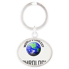 NEPHROLOGIST37 Oval Keychain