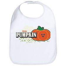 Little Cutie Pumpkin Bib