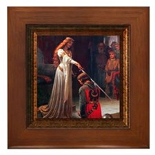 """The Accolade"" Framed Tile"