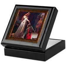 """The Accolade"" Keepsake Box"