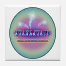Guanajuato Tile Coaster