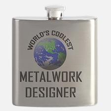 METALWORK-DESIGNER120 Flask