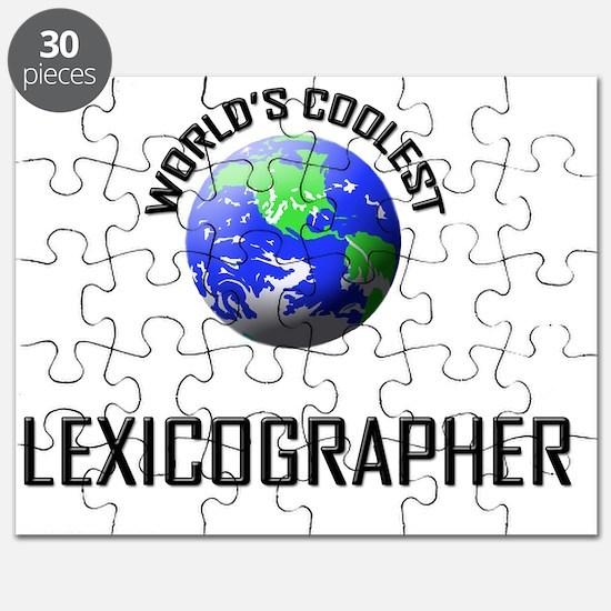 LEXICOGRAPHER148 Puzzle