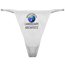 LANDSCAPE-ARCHITECT99 Classic Thong