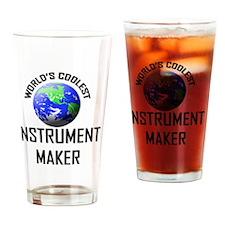 INSTRUMENT-MAKER67 Drinking Glass