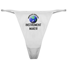 INSTRUMENT-MAKER67 Classic Thong