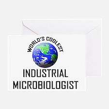 INDUSTRIAL-MICROBIOL142 Greeting Card