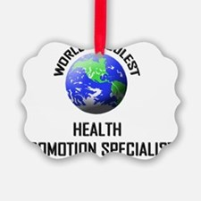 HEALTH-PROMOTION-SPE7 Ornament