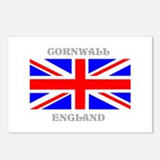 Cornwall England Postcards (Package of 8)