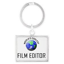 FILM-EDITOR8 Landscape Keychain
