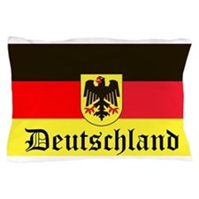 Deutschland Pillow Case