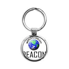 DEACON111 Round Keychain