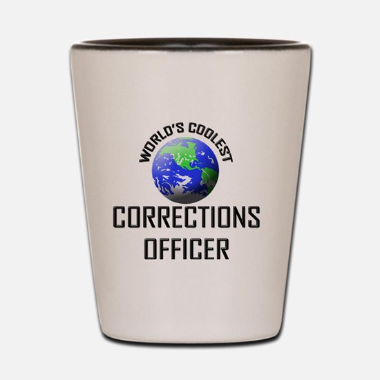 CORRECTIONS-OFFICER61 Shot Glass