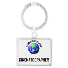 CINEMATOGRAPHER17 Landscape Keychain