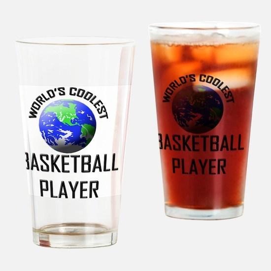 BASKETBALL-PLAYER116 Drinking Glass