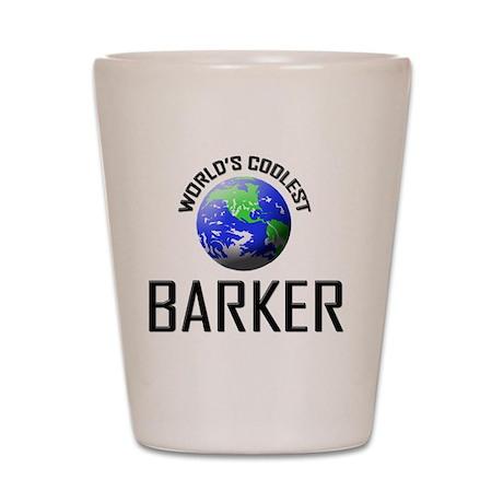 BARKER110 Shot Glass