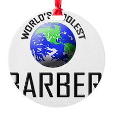 BARBER76 Ornament