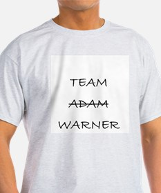 Team Adam Warner T-Shirt