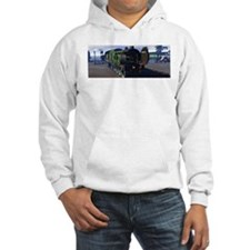 Flying Scotsman with its insides showing, Hoodie