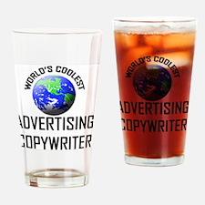 ADVERTISING-COPYWRIT127 Drinking Glass