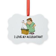 3-accountant1 Ornament