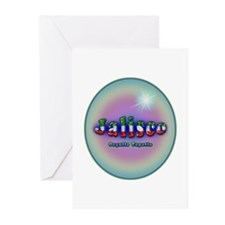 Jalisco Greeting Cards (Pk of 10)