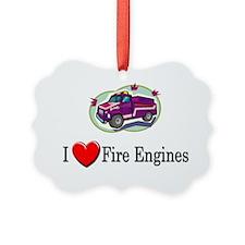 fireengine46 Ornament