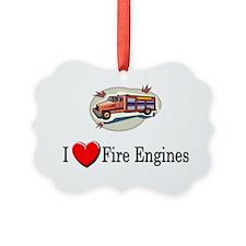 fireengine67 Ornament