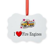 fireengine71 Ornament