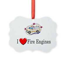 fireengine89 Ornament