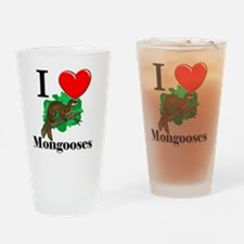 Mongooses148253 Drinking Glass