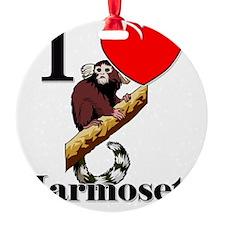 Marmosets111238 Ornament