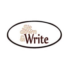 Sit Down Write Patches