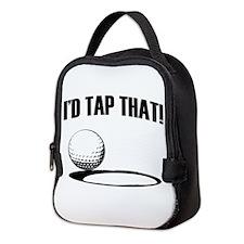 ID TAP THAT! Neoprene Lunch Bag