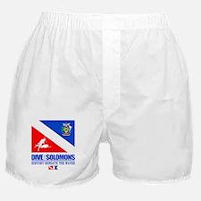 Dive the Solomons Boxer Shorts