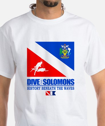 Dive the Solomons T-Shirt