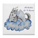 G&W All Huskies Tile Coaster