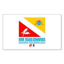 Dive Islas Canarias Decal