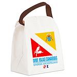 Dive Islas Canarias Canvas Lunch Bag
