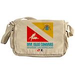 Dive Islas Canarias Messenger Bag