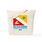 Dive Islas Canarias Tote Bag