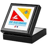 Dive Islas Canarias Keepsake Box