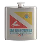 Dive Islas Canarias Flask