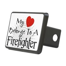 My heart belongs Hitch Cover