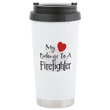 My heart belongs Travel Mug